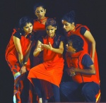 Theatrical adaptation of Suniti Namjoshi's Aditi Adventures by Jagriti.