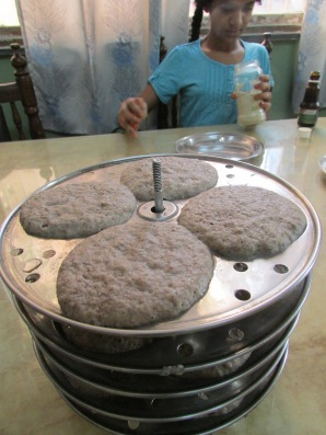 Little millet idli