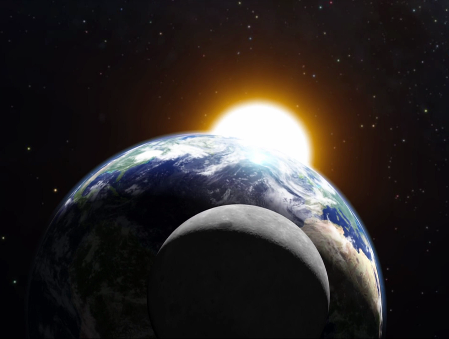 Earth and Moon: Period of Change | Ask Amma