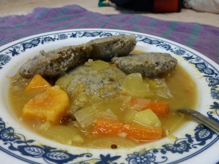 Proso Millet Idli with Sambar
