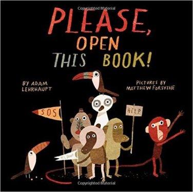 Lehrhaupt Please, open this book!